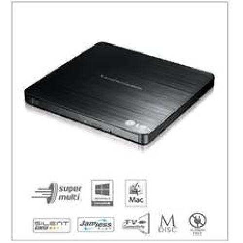 REGRABADORA LG DVD RW GP57EB40 SLIM