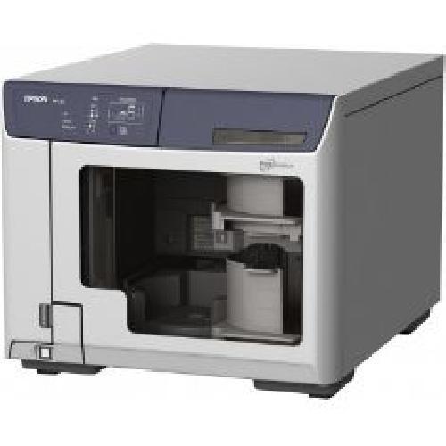 Duplicadora + impresora profesional cd dvd