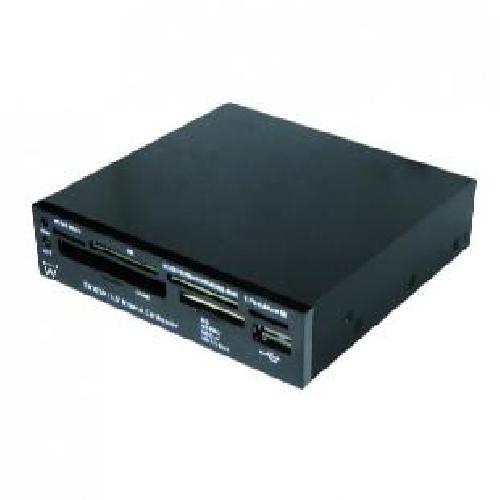"LECTOR TARJETAS INTERNO 3.5"" USB"