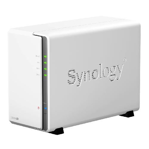 SERVIDOR NAS SYNOLOGY DISK STATION DS216SE
