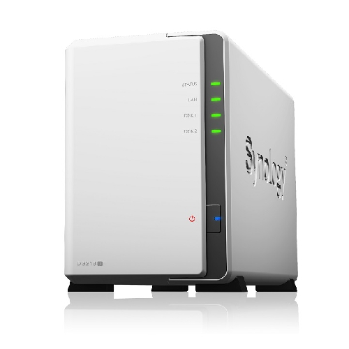 SERVIDOR NAS SYNOLOGY DISK STATION DS218J