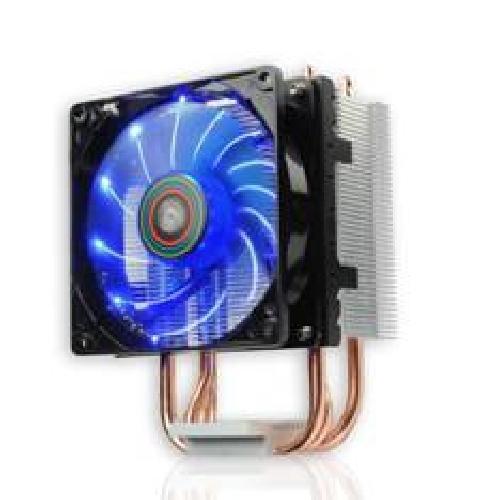 VENTILADOR DISIPADOR ENERMAX COMPACTO AZUL 9CM