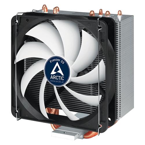 VENTILADOR DISIPADOR ARCTIC GAMING. INTEL AMD