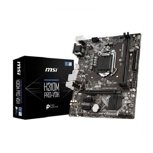 PLACA BASE MSI INTEL H310M PRO-VDH