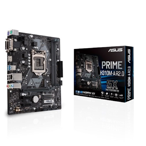 PLACA BASE ASUS INTEL PRIME H310M-A
