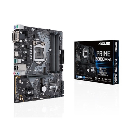PLACA BASE ASUS INTEL PRIME-B360M-A SOCKET