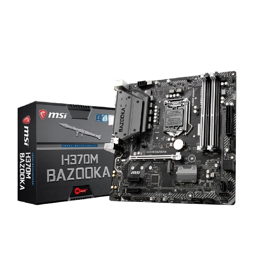PLACA BASE MSI INTEL H370M BAZOOKA