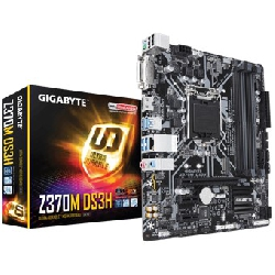 PLACA BASE GIGABYTE INTEL Z370M DS3H