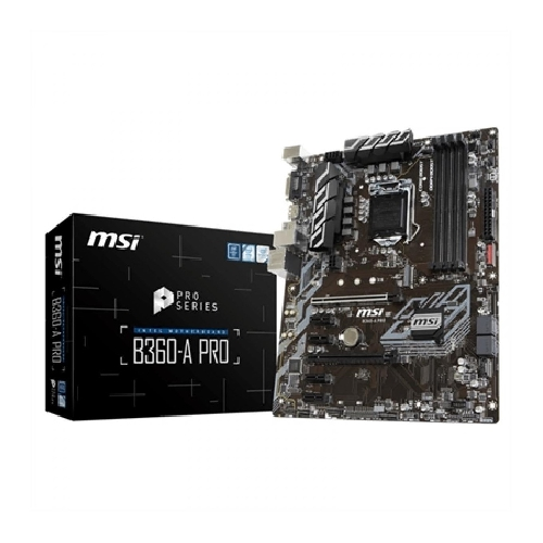PLACA BASE MSI INTEL B360-A PRO
