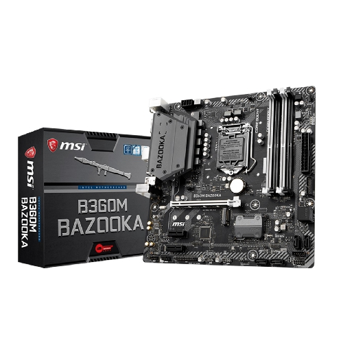 PLACAA BASE INTEL B360M BAZOOCA SOCKET