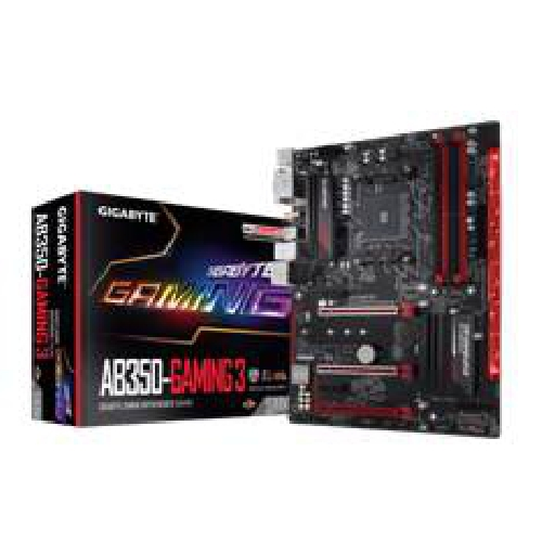 PLACA BASE GIGABYTE AMD AB350-Gaming 3