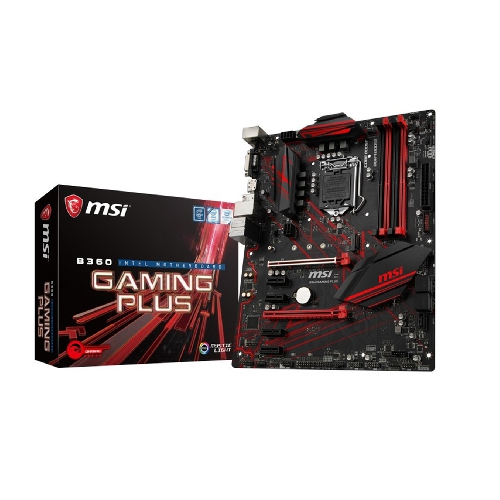 PLACA BASE MSI INTEL B360M GAMING