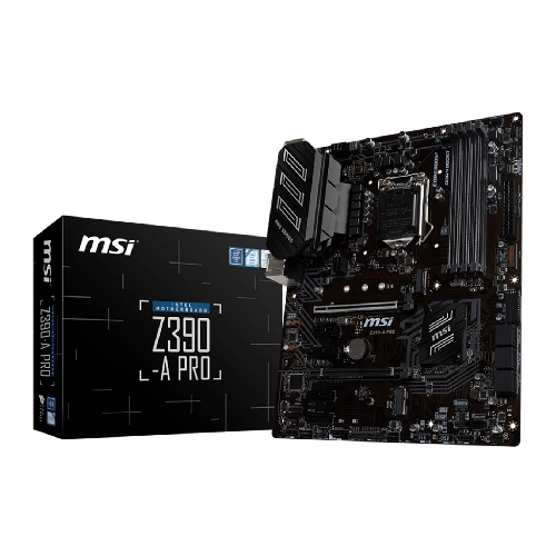 PLACA BASE MSI INTEL Z390-A PRO