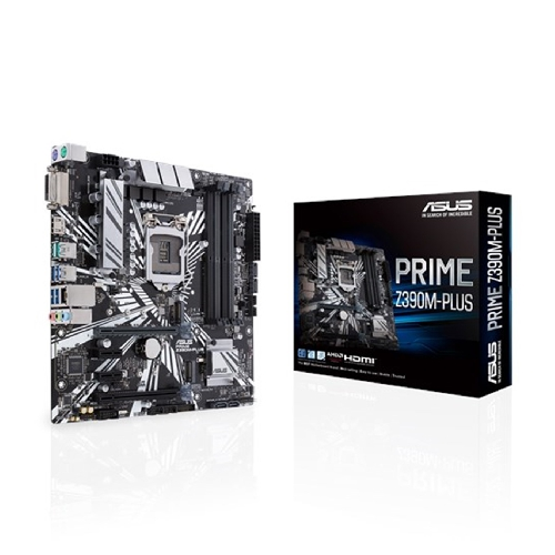 PLACA BASE ASUS PRIME Z390M-PLUS SOCKET