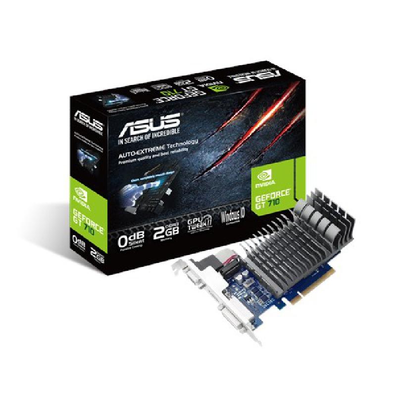 VGA ASUS NVIDIA GEFORCE 710-2-SL 2GB